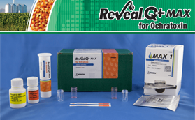 New test kit - Reveal® Q+ MAX for Ochratoxin